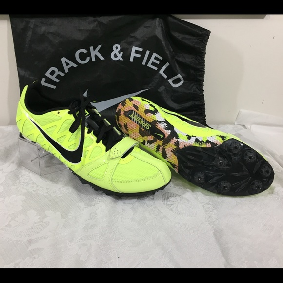 Nike Zoom Rival S Sprint Running Spikes sz 12